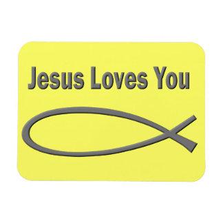 Christian Love Magnet