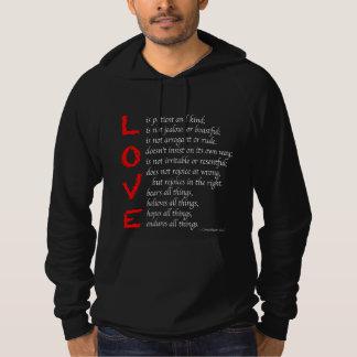 Christian LOVE Verses - Blood of Christ - SOFT Hoodie