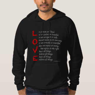 Christian LOVE Verses - Blood of Christ - SOFT Pullover