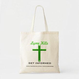 Christian Lyme Tote Bag