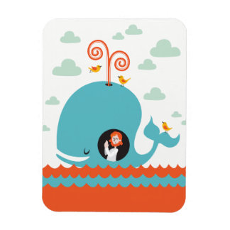 Christian Magnet Bible Story Jonah And The Whale