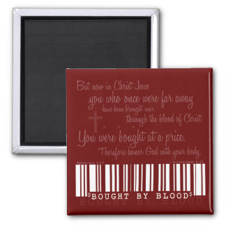 Christian magnet: Bought by Blood Magnet