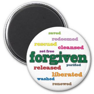 Christian magnet: Forgivien Magnet