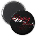 Christian magnet: Racing