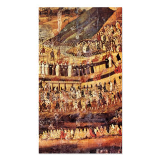 Christian Martyrs Of Nagasaki Wallet Sized Card Business Card