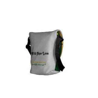Christian Messenger Bag