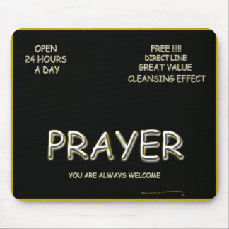 CHRISTIAN MOUSE PAD 1A