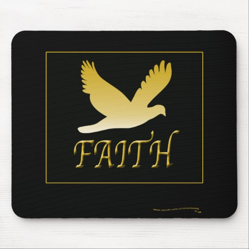 CHRISTIAN MOUSE PAD 1T