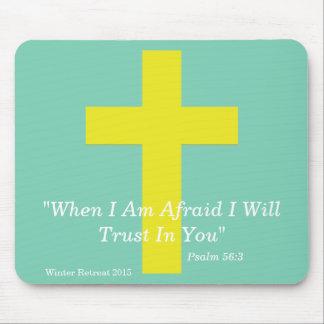 Christian Mouse Pad | Custom Bible Verse