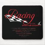Christian mousepad: Racing
