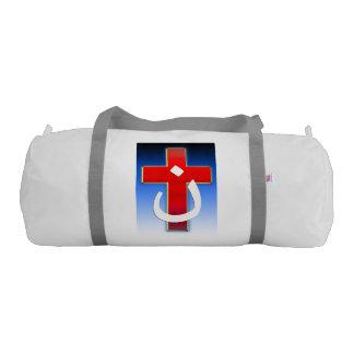 Christian Nazarene Cross #1 Gym Bag