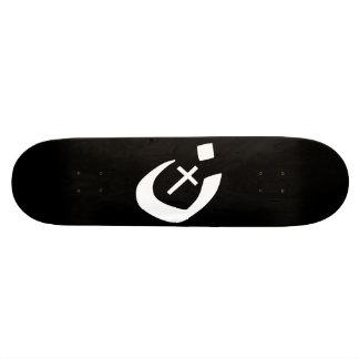 Christian Nazarene Cross Spiritual Skateboard