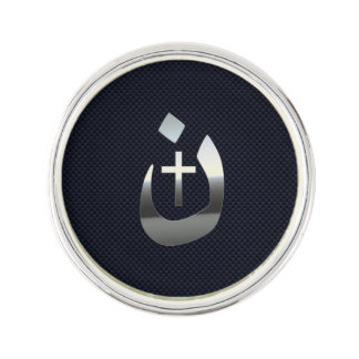 Christian Nazarene Solidarity on Carbon Pin