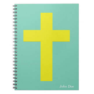 Christian Notebook Personalized | Name