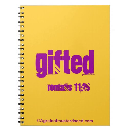 Christian Notebooks