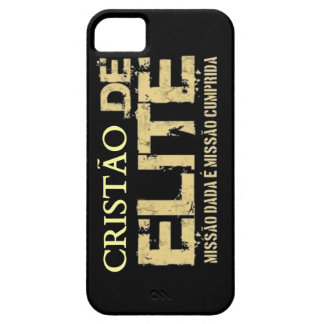 Christian of the elite iPhone SE/5/5s case