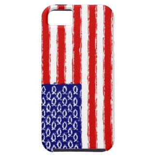 Christian Origin of the U.S.A. Flag iPhone SE/5/5s Case