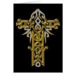Christian Ornate Cross 24 Cards