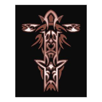 Christian Ornate Cross 34 Flyer