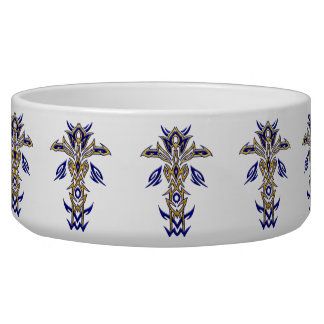 Christian Ornate Cross 50 Bowl