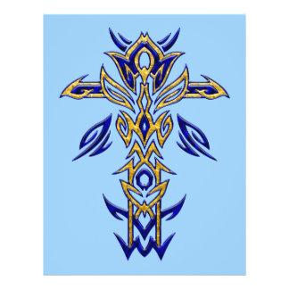 Christian Ornate Cross 50 Flyer