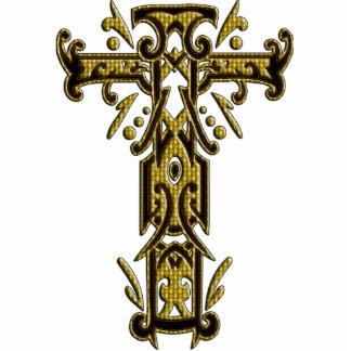 Christian Ornate Cross 5 Photo Cutouts