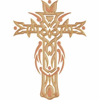Christian Ornate Cross 60 Photo Cutouts