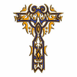 Christian Ornate Cross 8 Cutout