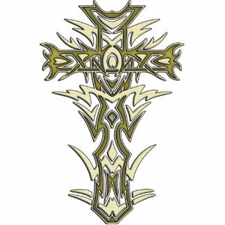 Christian Ornate Cross Photo Cut Outs