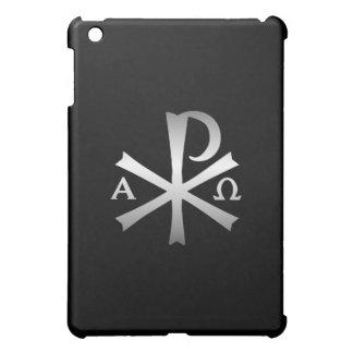 Christian Orthodox Icon Alpha and Omega Labarum iPad Mini Case