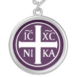 Christian Orthodox ICXC NIKA Christogram Custom Jewelry