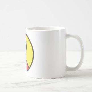 Christian Peace Sign Classic White Coffee Mug