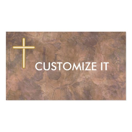 christian personal business cards zazzle