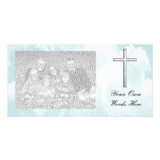 Christian Photocard Photo Card Template
