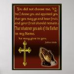 christian poster