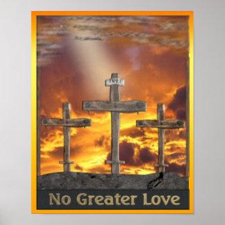 christian poster calvary cross