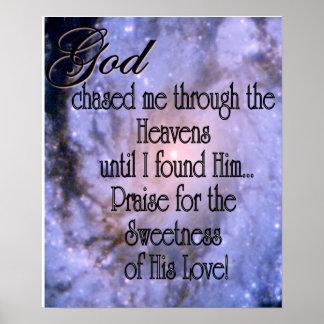 Christian: Praise Poster