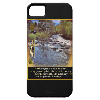Christian prayer iphone 5/5s iPhone 5 cover