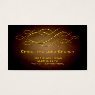 Christian Profile Card