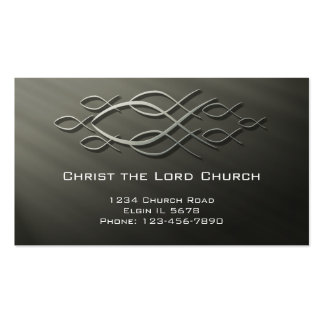 Christian Profile Card Business Card Template