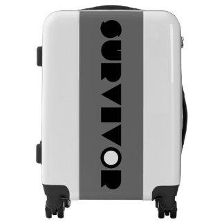 Christian Prophetic Spiritual Warfare SURVIVOR Luggage