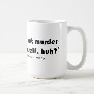 Christian PSA #1 Coffee Mug
