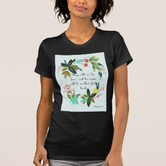Christian Quote Art - Numbers 6:25 T-Shirt