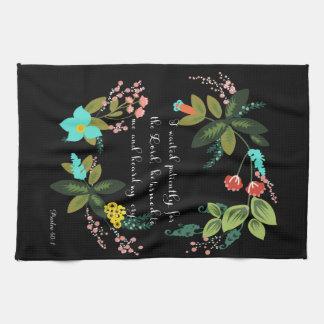 Christian Quote Art - Romans 8:11 Towel