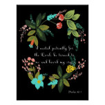 Christian Quote Art - Romans 8:11 Posters