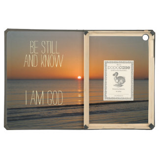 Christian Quote Bible Verse Case For iPad Air