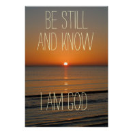 Christian Quote Print
