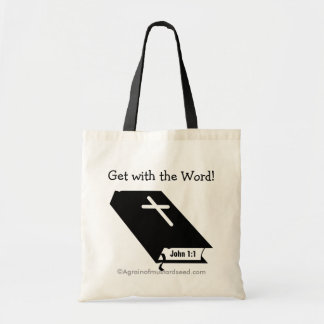 Christian Quotes Bag