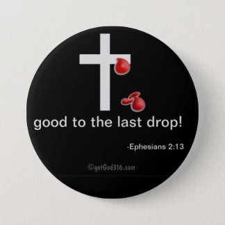 Christian Quotes Button