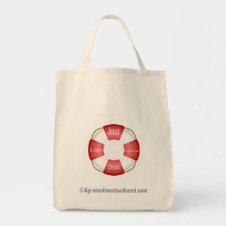 Christian Quotes Canvas Bag